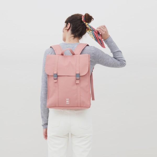 mochila-lefrik-handy-dusty-pink-modelo
