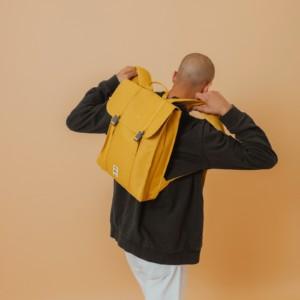mochila-lefrik-handy-mustard-modelo