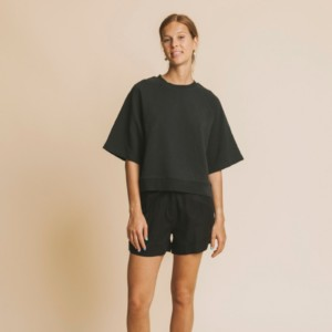 pantalon-corto-mujer-short-black-mamma