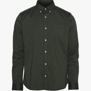 stretched-oxford-shirt-green-forest