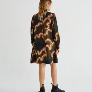 psychedelic-black-flora-dress